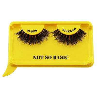 Boldface Lashes Super Stacked - Not So Basic