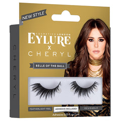 Cheryl By Eylure Lashes - Belle Of The Ball (New Style) Angled