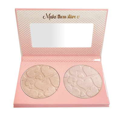 Doll Beauty Doll Light Highlighter Duo (12g x 2)
