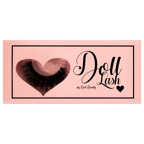 Doll Beauty Lashes - Katie (Packaging)
