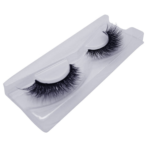 Doll Beauty Lashes - Paige L (Angled Tray Shot 2)