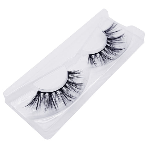 Doll Beauty Lashes - Sandy (Angled Tray Shot 2)