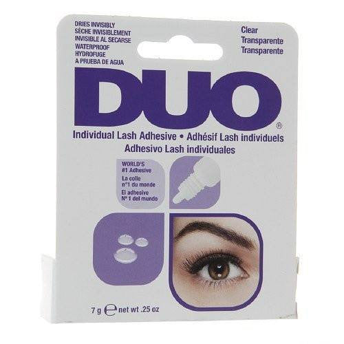 5fd5d5573c9 DUO Individual Lash Adhesive Clear Tone only £5.99 with FREE P&P! | False  Eyelashes