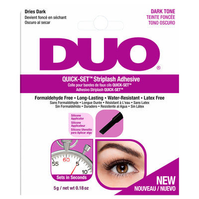 DUO Quick-Set Strip Lash Adhesive Dark Tone (5g)