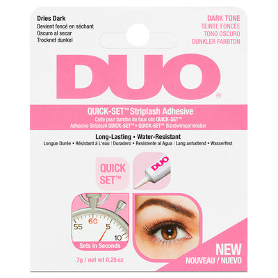 DUO Quick Set Strip Lash Adhesive Dark Tone (7g)