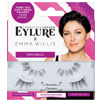 Emma Willis False Lashes by Eylure - Insta-Belle