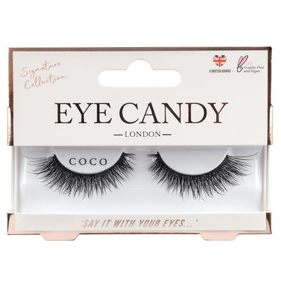 Eye Candy Signature Collection Lashes - Coco