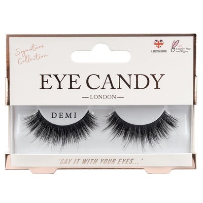 Eye Candy Signature Collection Lashes - Demi