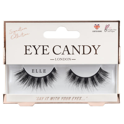 Eye Candy Signature Collection Lashes - Elle