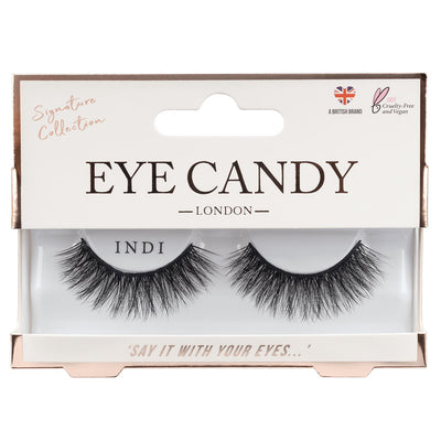 Eye Candy Signature Collection Lashes - Indi