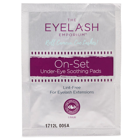 Eyelash Emporium On-Set Under Eye Gel Patches (Pack of 50)