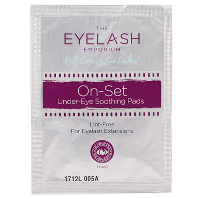 Eyelash Emporium On-Set Under Eye Gel Patches (Pack of 100)