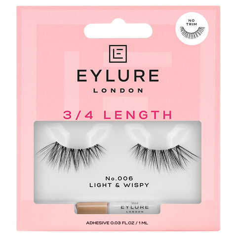 Eylure 3/4 Length Lashes 006