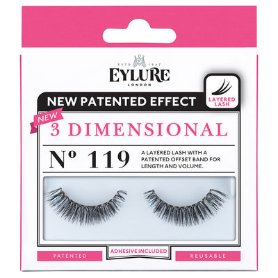 Eylure 3 Dimensional Lashes 119