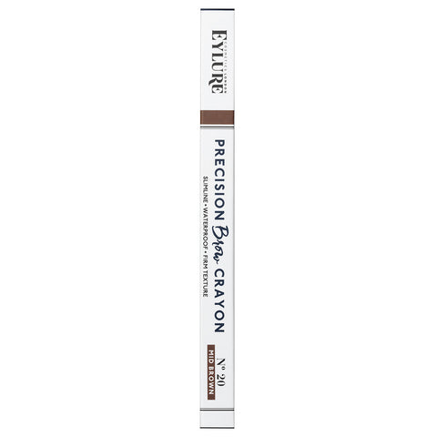 Eylure Precision Brow Crayon - Mid Brown (Packaging)