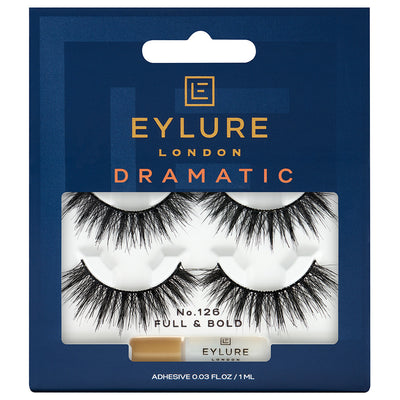 Eylure Dramatic Lashes 126 Twin Pack