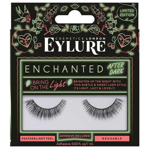 Eylure Enchanted After Dark Lashes - Bring on the Light