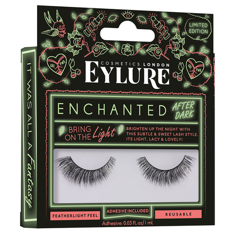 Eylure Enchanted After Dark Lashes - Bring on the Light (Angled Packaging)