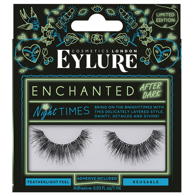 Eylure Enchanted After Dark Lashes - Night Times