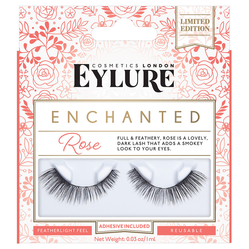 Eylure Enchanted Lashes - Rose