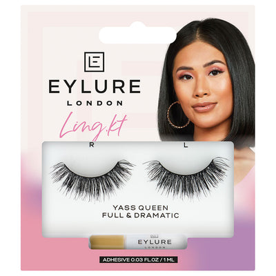 Eylure False Eyelashes Ling - Yass Queen