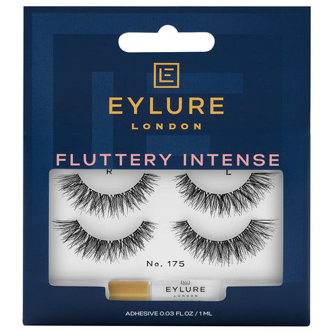 Eylure Fluttery Intense Lashes 175 Twin Pack