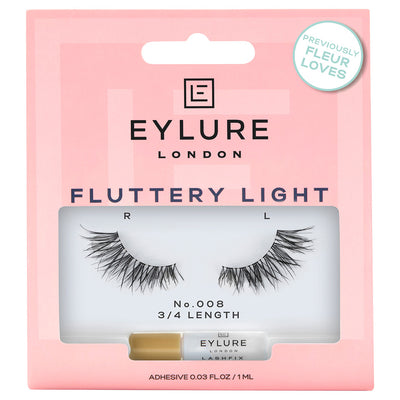 Eylure Fluttery Light Lashes 008