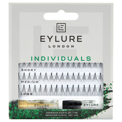 Eylure Pro-Lash Individual Lashes Black Combo (Short, Medium & Long)