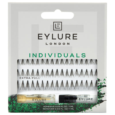 Eylure Pro-Lash Individual Lashes Extra Full Black