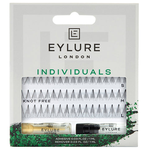 Eylure Pro-Lash Individual Lashes ULTRA Black Combo