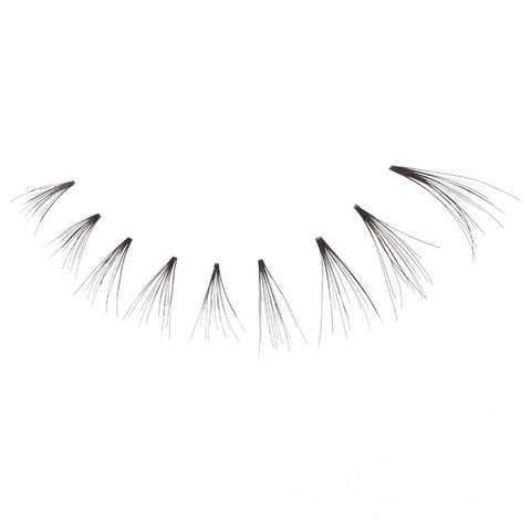 Eylure Pro-Lash Individual Lashes ULTRA Black Combo (Lash Scan)