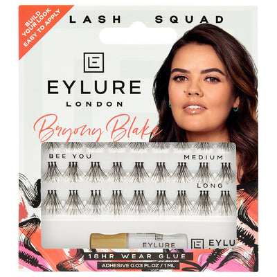 Eylure Lash Squad False Eyelashes Bryony Blake Bee You