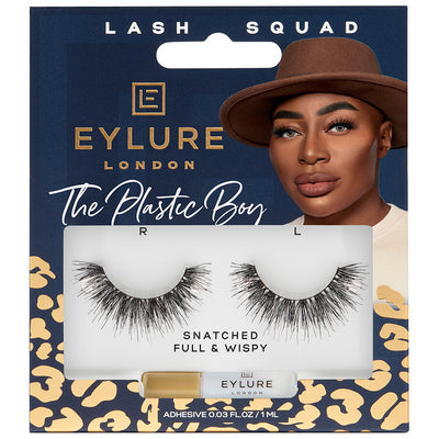 Eylure Lash Squad False Eyelashes The Plastic Boy Snatched