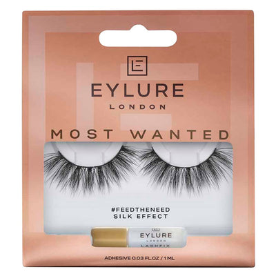 Eylure Most Wanted Lashes - #feedtheneed