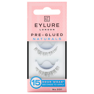 Eylure Pre-Glued Naturals Lashes 031