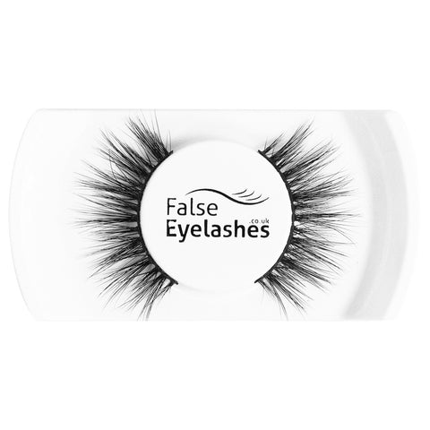 FalseEyelashes.co.uk 3D Mink Lashes - 004 (Tray Shot)