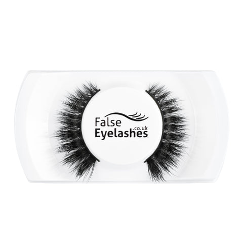 FalseEyelashes.co.uk 3D Mink Lashes - 011 (Tray Shot)