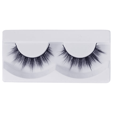 Flutter Lashes - 477 Premium Ersatz Eyelashes (Tray Shot 1)