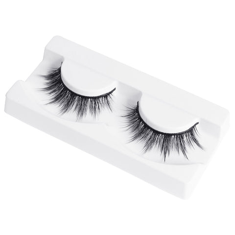 Flutter Lashes - 477 Premium Ersatz Eyelashes (Tray Shot 2)