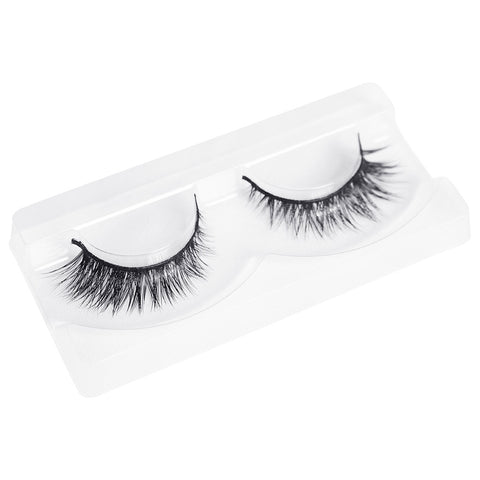 Flutter Lashes - Amber Mink Eyelashes (Tray Shot 3)