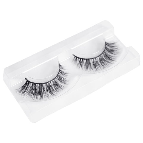 Flutter Lashes - Arielle Mink Eyelashes (Tray Shot 3)