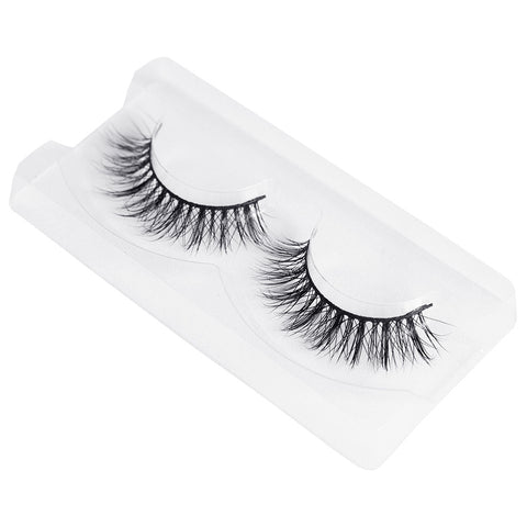 Flutter Lashes - Barb Mink Eyelashes (Tray Shot 2)