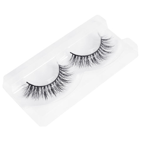 Flutter Lashes - Barb Mink Eyelashes (Tray Shot 3)