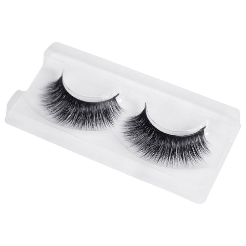 Flutter Lashes - Cami Dimensional Mink Eyelashes (Tray Shot 2)