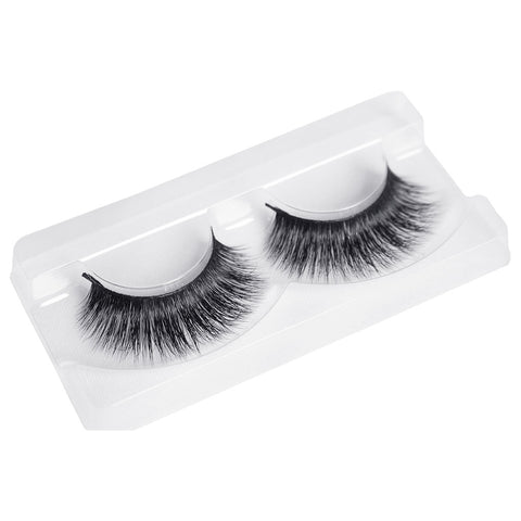 Flutter Lashes - Cami Dimensional Mink Eyelashes (Tray Shot 3)