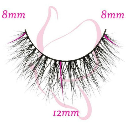 Flutter Lashes - Paris Dimensional Mink Eyelashes 3