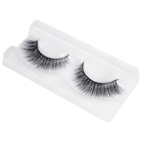 Flutter Lashes - Emily Mink Eyelashes (Tray Shot 2)