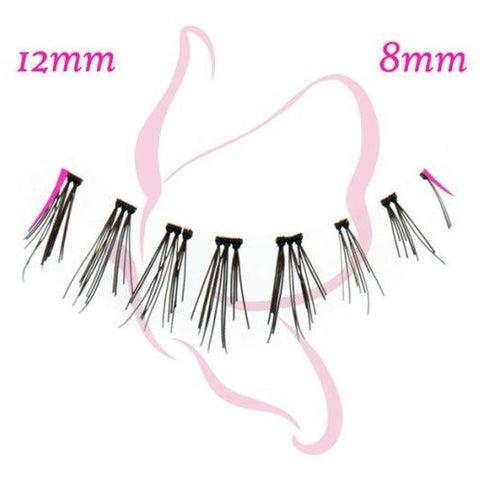 Flutter Lashes - Petite Lower Ersatz Eyelashes 3