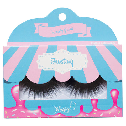 Flutter Lashes - Frosting Ersatz Eyelashes (Packaging)