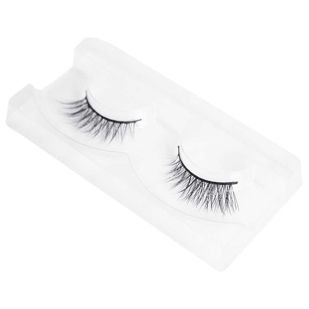 Flutter Lashes - Kaelyn Mink Eyelashes (Tray Shot 2)